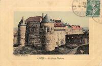 DIEPPE - le Vieux Château