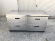 Delfield UCD4464N-8 Undercounter 4 Drawer Refrigerator