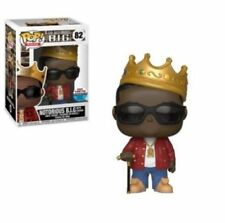 Official Funko Pop Notorious B.I.G 2018 NYCC Exclusive Toy Tokyo BIG Rap