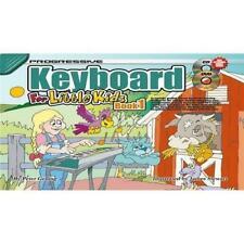 Progressive Keyboard for Little Kids Book 1 CD DVD Childrens Illustrated S104