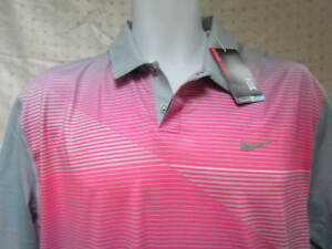 nike tiger woods collection golf polo shirt