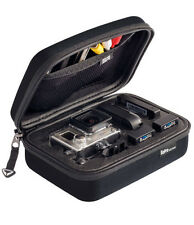 SP Storage Travel Case Small for GoPro Hero3 Cameras and Accessories- Black