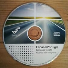 CD di Navigazione rt4 rt5/Espana Portogallo 2016 CITROEN c4 c5 c6 c8 PEUGEOT 207 307