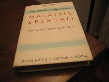 MANUALI HOEPLI MALATTIE SESSUALI PROF.DOTT. GIOVANNI FRANCESCHINI EDIZIONE 1935
