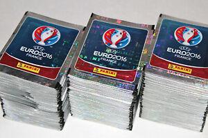 Panini UEFA EM EURO 2016 France - INTERNATIONAL EDITION 300 Tüten packets MINT!
