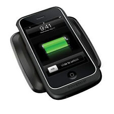 NEW Powermat Wireless Charging Charger Dock/Mat+Case for Apple iPhone 3G/3GS