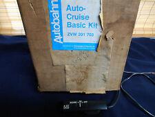 NOS Volkswagen Basic Auto Cruise Control Kit VW Rabbit Scirocco Gulf Jetta