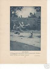 The Reason J MacWilson cartoon 1911
