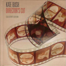 Kate Bush Director's Cut Collector's Edition 3 x CD