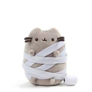 "Pusheen Mummy Halloween 5"" GUND Plush 2018 TP Toilet Paper New in Package"
