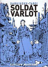 Soldat Varlot Hardcover Comic von Daeninckx / Tardi in Topzustand !!!