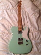 Fender Cabronita Telecaster surf green seafoam