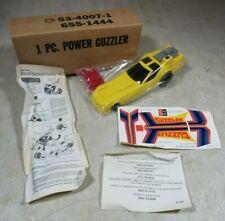 Vintage 1982 Ideal Power Guzzler Funny Car Toy New NOS NIB