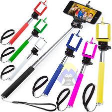ASTA per SELFIE Foto BASTONE Supporto CELLULARE Allungabile MONOPOD X Smartphone