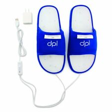 DPL Foot Pain Relief, Infrared / RED Light Therapy Slippers for Arthritis