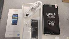 Samsung Galaxy Mega 2 SM-G750A Black (AT&T) Unlocked  Preowned 100% Functional