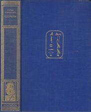 VON WERTHEIMER OSCAR CLEOPATRA 1932 LIBRO BIOGRAFIA