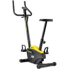 Proflex Yellow Ultra Compact Exercise Bike-EB2