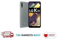 Brandneue LG k22 32gb 2gb RAM Dual SIM Entsperrt Jedes Netz sealead Titan Farbe