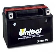 Batterie Unibat Dimensioni 150 x 87 x 105 mm per moto