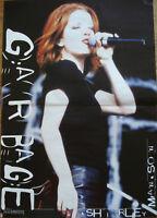 ⭐⭐⭐⭐  GARBAGE  ⭐⭐⭐⭐   Shirley Manson  ⭐⭐⭐⭐ 1 Poster   ⭐⭐⭐⭐   28 x 41 cm  ⭐⭐⭐⭐
