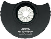Genuine DRAPER HSS Circular Saw Blade85mm Dia. x 18tpi 26079