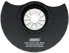 véritable Draper ARS scie circulaire blade85mm diamètre x 18tpi 26079