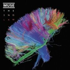 MUSE - THE 2ND LAW (LIMITED EDITION)  CD  13 TRACKS ALTERNATIVE ROCK  NEW+