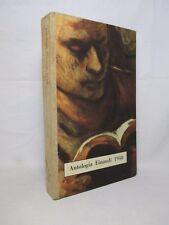 Antologia Einaudi 1948 - Hemingway Calvino Pavese Gramsci Marx Lukacs Einstein