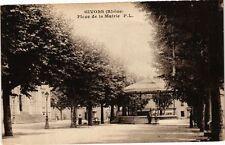 CPA Givors-Place de la Mairie (235827)