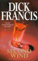 Second Wind by Dick Francis, Acceptable Used Book (Paperback) Fast & FREE Delive