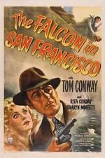 THE FALCON IN SAN FRANCISCO Movie POSTER 27x40