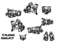 1995 1996 1997 CR 125 250 R graphics kit CR125 CR250 sticker 5555 Metal Boneyard