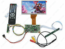 7inch TFT INNOLUX AT070TN92 50Pin LCD Screen 800x480 + HDMI AV Remote Controller