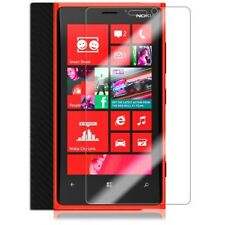 Skinomi Carbon Fiber Black Phone Skin+Screen Protector Cover for Nokia Lumia 920
