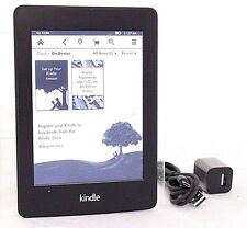 Amazon Kindle Paperwhite, 2nd Gen, Wi-Fi, Black (48-3B, 30-6A, 31-3B)