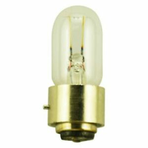 REPLACEMENT BULB FOR BAILEY ELECTRIC MWI177160 20W 6V