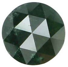 Natural Loose Diamond Round Rose Cut I3 Clarity Green Color 6.20MM 1.29 Ct L5898