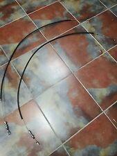Cables freno mano Lamborghini Espada / hand brake cables Lamborghini Espada
