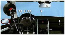 MANUALE USO E MANUTENZIONE MERCEDES CLASSE B IN ITALIANO AUTO SUPPORTO CD