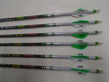 6- Carbon Express Maxima Xrz 350 Custom Crested Arrows Bohning Blazer Vanes