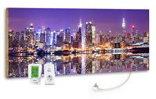 "Marmony M800 Plus 800 Watt Infrarotheizung ""Metropole"" inkl. MTC-40 Thermostat"