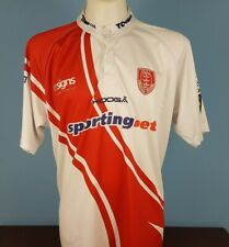 More details for hull kingston rovers home 2011 rugby shirt size xl