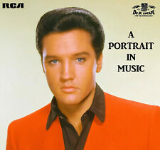 RARE CD IMPORT ELVIS PRESLEY- A PORTRAIT IN MUSIC - DIGIPACK