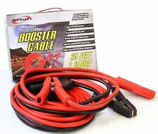 1 Gauge 25' Heavy Duty 800 Amp Auto Truck Jumper Booster Jumping Battery Cable