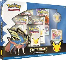 More details for pokemon celebrations - deluxe pin collection (new and sealed)