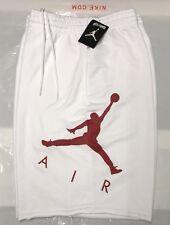 Nike Air Jordan Jumpman Aire Polar Pantalones cortos para hombre Talla XL Nuevo con etiquetas
