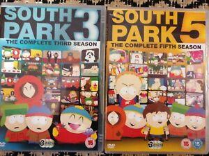 South Park - Seasons 3 & 5 FREEPOST
