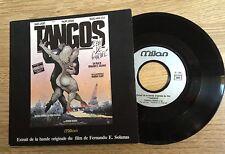 45 tours BOF Tangos L'exil de Gardel Fernando Solanas Astor Piazzola 1985 EXC+