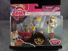 My Little Pony Super Speedy Squeezy 6000 Set (2014 Hasbro) NEW Unicorn Flim Skim